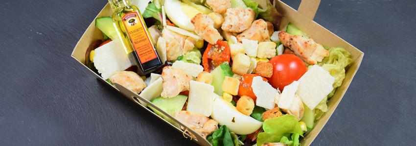 Box salade/sandwich