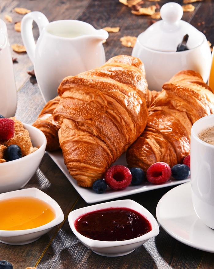 Formule petit déjeuner