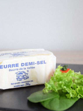 Beurre demi-sel 500 g