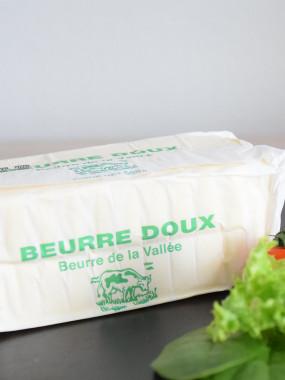 Beurre doux 500 g