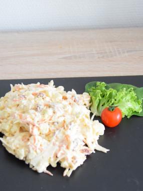 Salade côte d'opale