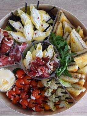 Box italienne à partager