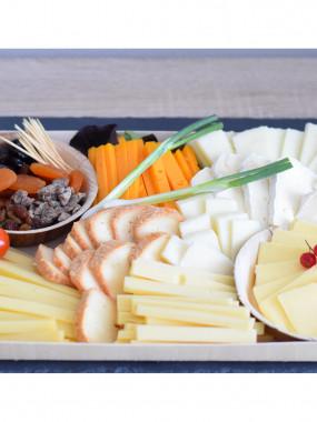Planche fromages affinés