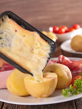 Plateaux raclette